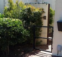 Storm 1.2m Garden Boundary Fence, Kenilworth (2)