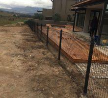 Storm 1.2m Garden Boundary, Stellenbosch (3)