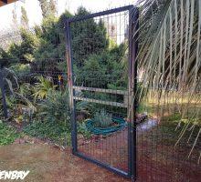 Storm Boundary Fence, Delmas