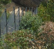 Storm Boundary Fence, Green Point