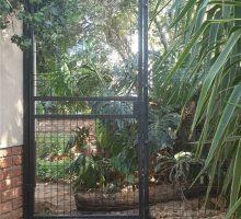 Storm Boundary Fence, Pretoria
