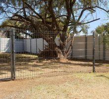 Storm Boundary Fence, Pretoria2