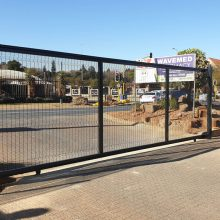Storm Secure Fence Gate, Roodepoort